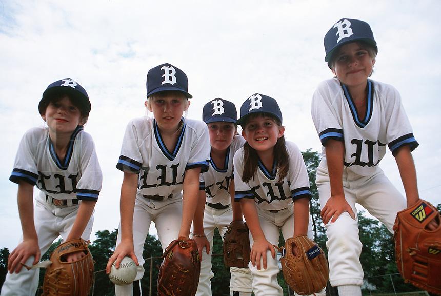 girls' softball team