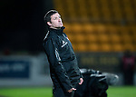 St Johnstone v Hamilton Accies…10.11.18…   McDiarmid Park    SPFL<br />Accies boss Martin Canning<br />Picture by Graeme Hart. <br />Copyright Perthshire Picture Agency<br />Tel: 01738 623350  Mobile: 07990 594431