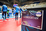 IR Iran vs Uzbekistan during the AFC Futsal Championship Chinese Taipei 2018 Semi Finals match at Xinzhuang Gymnasium on 09 February 2018, in Taipei, Taiwan. Photo by Marcio Rodrigo Machado / Power Sport Images