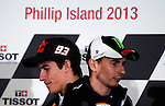 2013 Australian Motorcycle Grand Prix official press conference