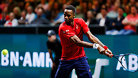 Rotterdam, The Netherlands, 14 Februari 2020, ABNAMRO World Tennis Tournament, Ahoy, <br /> Gaël Monfils (FRA).<br /> Photo: www.tennisimages.com