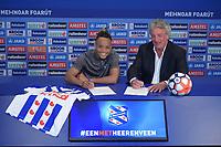 VOETBAL: HEERENVEEN, Nieuwe speler SC Heerenveen Chidera Ejuke, ©foto Martin de Jong
