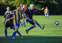 150711 Horowhenua Division Two Football - Kapiti Coast United 3rds v KCU Barbarians