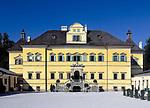 Oesterreich, Salzburger Land, Salzburg: Schloss Hellbrunn, erbaut von 1612 bis 1619   Austria, Salzburger Land, Salzburg: Palace Hellbrunn, built from 1612 to 1619
