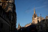 Oxford University<br /> Oxford, United Kingdom<br /> November 30, 2018<br /> <br /> University Church of St Mary the Virgin on High Street
