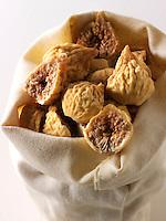 Slow Yellow Figs - Stock Photos