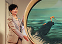 Tokyo Governor Koike attends Masters of Crafts Expo