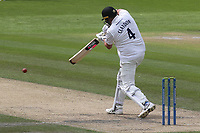 Mitch Claydon in batting action for Sussex during Sussex CCC vs Glamorgan CCC, LV Insurance County Championship Group 3 Cricket at The 1st Central County Ground on 5th July 2021