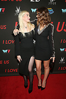 WEST HOLLYWOOD, CA - SEPTEMBER 13: Harlow Jane, Jasper Polish, at the LA Premiere Screening Of I Love Us at Harmony Gold in West Hollywood, California on September 13, 2021. Credit: Faye Sadou/MediaPunch