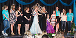 March 25, 2017- Tuscola, IL- Former and current Miss Tuscola Queens in attendance at the 2017 Miss Tuscola Pageant. From left are Katie Hettinger, Amber Tabeling, Faith Hardwick, Kylie Amick, Julia Kerkhoff, Madeline Clabaugh, Ava Brown, Dakota Messer, Lauren Moss, Rachel Craddock, and Emily Hallett. [Photo: Douglas Cottle]