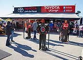 17-19 March 2017, Gainesville, Florida USA Antron Brown, Matco Tools, top fuel dragster, signage, fans ©2017, Mark J. Rebilas