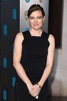 Kelly MacDonald<br /> at the 2017 BAFTA Film Awards After-Party held at the Grosvenor House Hotel, London.<br /> <br /> <br /> ©Ash Knotek  D3226  12/02/2017