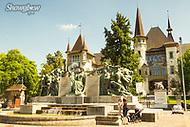 Image Ref: SWISS046<br /> Location: Bern, Switzerland<br /> Date of Shot: 19th June 2017