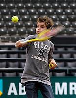 13-02-11,  Tennis, Rotterdam, ABNAMROWTT 2011, Alec Deckers (NED)