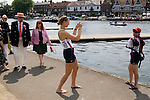 Henley Royal Regatta, Henley on Thames, Oxfordshire, England. 2006