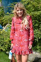 Ellie Harrison<br /> at the Chelsea Flower Show 2018, London<br /> <br /> ©Ash Knotek  D3402  21/05/2018