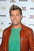 Lance Bass at the premiere of Morgan Spurlock's 'Mansome' at the ArcLight Cinemas on May 9, 2012 in Hollywood, California. ©mpi35/MediaPunch Inc.