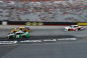 #19: Brandon Jones, Joe Gibbs Racing, Toyota Camry Juniper, #21: Daniel Hemric, Richard Childress Racing, Chevrolet Camaro South Point Hotel & Casino