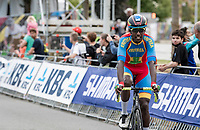 Fantastic achievement from Biniam Ghirmay Hailu (ERI/Intermarché - Wanty Gobert) by finishing a strong 2nd<br /> <br /> U23 - Road Race (WC)<br /> race from Antwerp to Leuven (161.1km)<br /> <br /> UCI Road World Championships - Flanders Belgium 2021<br /> <br /> ©kramon