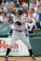 July 15, 2009:  Outfielder Diek Scram of the Erie Seawolves during the 2009 Eastern League All-Star game at Mercer County Waterfront Park in Trenton, NJ.  Photo By David Schofield/Four Seam Images