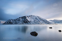There is nothing quite like the serenity of a calm winter's morning on Lake Wanaka, taken by Wanaka based landscape photographer Christopher David Thompson at Beacon point.