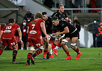 Sunday 22nd November 2020 | Ulster vs Scarlets<br /> <br /> Matty Rea during the Guinness PRO14 Round 7 clash between Ulster Rugby and Scarlets at Kingspan Stadium, Ravenhill Park, Belfast, Northern Ireland. Photo by John Dickson / Dicksondigital