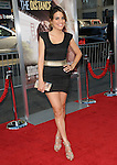 Natalie Morales at the Warner Bros. Pictures' L.A. Premiere of Going the Distance held at The Grauman's Chinese Theatre in Hollywood, California on August 23,2010                                                                               © 2010 Hollywood Press Agency