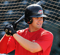 Sept. 3, 2009: Casey Kelly of the Greenville Drive at Fluor Field at the West End in Greenville, S.C., Sept. 3, 2009. Photo by Tom Priddy/FourSeam Images