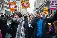 UCU strike march 28-2-18