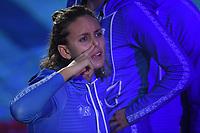 Martina Carraro Italy, Aqua Centurions <br /> Napoli 12-10-2019 Piscina Felice Scandone <br /> ISL International Swimming League <br /> Photo Andrea Staccioli/Deepbluemedia/Insidefoto