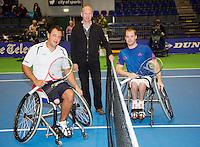 14-12-12, Rotterdam, Tennis, Masters