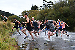 NELSON, NEW ZEALAND - MARCH 25: 2017 Waiura Warrior held at Cable Bay on March 25, 2017 in Nelson, New Zealand. (Photo by: Chris Symes/Shuttersport Limited)