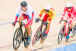 Viktor Manakov of Russia competes in the Men's Omnium Finals during the 2017 UCI Track Cycling World Championships on 15 April 2017, in Hong Kong Velodrome, Hong Kong, China. Photo by Marcio Rodrigo Machado / Power Sport Images