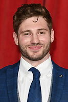 Alexander Lincoln<br /> arriving for The British Soap Awards 2019 at the Lowry Theatre, Manchester<br /> <br /> ©Ash Knotek  D3505  01/06/2019
