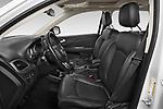 Front seat view of 2020 Dodge Journey Crossroad 5 Door SUV Front Seat  car photos