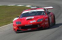 #88  Prodrive Allstars  Ferrari  class: GTS