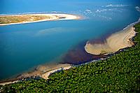 Barra do Ararapira. Parque Nacional de Superagüi. Guaraqueçaba. Paraná. Foto de Zig Koch.