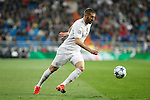 Real Madrid´s Karim Benzema during 2015/16 Champions League soccer match between Real Madrid and Malmo at Santiago Bernabeu stadium in Madrid, Spain. December 08, 2014. (ALTERPHOTOS/Victor Blanco)