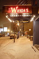 Wanda's strip club in downtown Montreal.<br /> <br /> photo :  Images Distribution