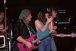 SAM KINISON, Jon Bon Jovi, Billy Sheehan