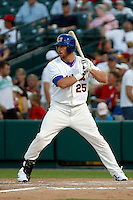 Corey Brown - Midland Rockhounds.2009 Texas League All-Star game held at Dr. Pepper Ballpark, Frisco, TX - 07/01/2009. The game was won by the North Division, 2-1..Photo by:  Bill Mitchell/Four Seam Images