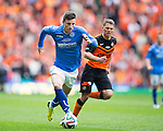 St Johnstone v Dundee United....17.05.14   William Hill Scottish Cup Final<br /> Michael O'Halloran breaks forward<br /> Picture by Graeme Hart.<br /> Copyright Perthshire Picture Agency<br /> Tel: 01738 623350  Mobile: 07990 594431