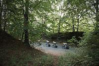 Team LottoNL-Jumbo during the TTT<br /> <br /> 12th Eneco Tour 2016 (UCI World Tour)<br /> stage 5 (TTT) Sittard-Sittard (20.9km) / The Netherlands