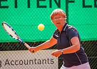 Etten-Leur, The Netherlands, August 26, 2017,  TC Etten, NVK, Heleen Janssen-Prins (NED)<br /> Photo: Tennisimages/Henk Koster