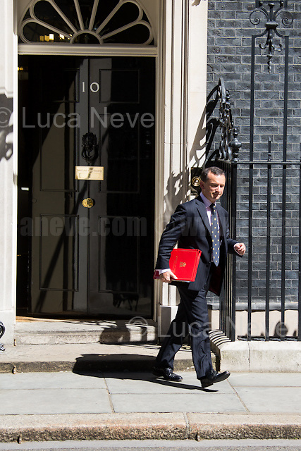 Alun Cairns MP (Secretary of State for Wales).<br />