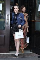 November 04, 2019 Emma Nelson attend Through Her Lens: The Tribeca Chanel Women's Filmmaker Program Luncheon at Locanda Verde  in New York.November 04, 2019. Credit:RW/MediaPunch