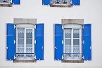 Europe/France/Bretagne/29/Finistère/ Penmarc'h:  Maison de pêcheur sur le port de Kérity