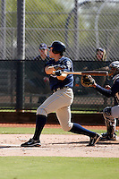 Cameron Monger - San Diego Padres 2009 Instructional League.Photo by:  Bill Mitchell/Four Seam Images..
