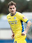 Inverness Caley Thistle v St Johnstone…27.08.16..  Tulloch Stadium  SPFL<br />Paul Paton<br />Picture by Graeme Hart.<br />Copyright Perthshire Picture Agency<br />Tel: 01738 623350  Mobile: 07990 594431