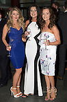 St Johnstone FC Hall of Fame Dinner, Perth Concert Hall….03.04.16<br />Sophie, Claire Rylance and Gemma Anderson<br />Picture by Graeme Hart.<br />Copyright Perthshire Picture Agency<br />Tel: 01738 623350  Mobile: 07990 594431